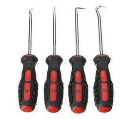 4 pezzi Hook Set Set Staccare Wire ispezione Accessori con il gancio di dritto Hook Set di cacciaviti da dispenser per bottiglie di alcol fornitori