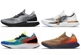 React Fly erkek Koşu ayakkabı kadınlar Spor ayakkabı Üçlü Siyah Beyaz Mavi Şampiyonu Belçika Sanat Zeytin sneakers boyutu 36-45 cheap art sports nereden sanat sporları tedarikçiler