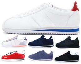 2019 обувь для фитнеса Мужчины Cortez основные Повседневная обувь женщины синий 2019 Denim Kenny IV II OG кожа Форрест Гамп мужчина женщина топ Qaulity классика мода обувь дешево обувь для фитнеса