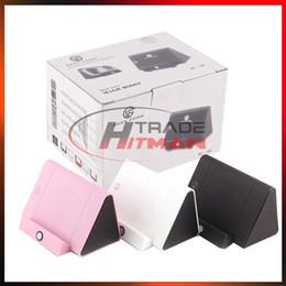 Teléfonos móviles de sonido mágico online-Best Core Bluetooth Mini Speaker BC-168 Inalámbrico mutuo Inductancia Triángulo de sonido Magic SoundBar para altavoces de teléfono móvil