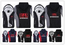 15e70affcccb 2019 yoshimura Sweat à capuche hiver logo moto Yoshimura Hommes Femmes  Tricoté au chaud Sweats à