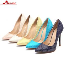 a1e13439a 2019 сексуальные женщины с геометрическим рисунком туфли на высоком каблуке  в итальянском стиле модные женские туфли на высоком каблуке туфли на  высоком ...