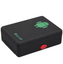 Gps vietnamitas on-line-2019 Hot Mini A8 Dispositivo de Rastreamento LBS Rastreador Global Em Tempo Real GSM GPRS LBS Com Botão SOS para Carros Crianças Elder Animais Localizador Localizador GPS