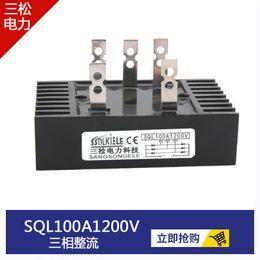 2019 gleichrichterbrücken Drei-Phasen-Einphasen-Gleichrichter Brücken SQL100A1200V 1000V1600V günstig gleichrichterbrücken