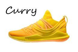 china asien Rabatt New Curry 5 Asia Tour China Exklusiv: Steph 3021708 700 Gelb Orange 2018 Herren-Basketballschuhe