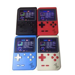 Новые игры gba онлайн-Новая горячая Портативная мини-портативная игровая консоль может хранить 168 игр 8-разрядный 2,8-дюймовый цветной ЖК - плеер для игры в FC