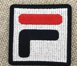Ropa de coser diy online-Parche de costura en parche bordado para la chaqueta Chaleco Ropa DIY Accesorios de costura apliques de hip hop parches