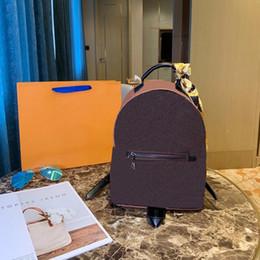 La borsa delle donne del progettista di marca di alta qualità del sacchetto del sacchetto delle donne di marca dello zaino del progettista di disegno di marchio classico di alta qualità 21 * 11 * 31CM da