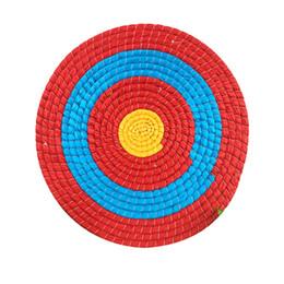bogen ziele Rabatt Compoundbogen Recurve-Bogenschießscheiben Bogenschießen Strohprodukte Pfeil und Bogenschießscheiben Großhandel mit Zeichenprodukten