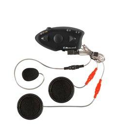 2019 midland headset Schwarz Durable MIDLAND BTX1 Motorrad-Sturzhelm-Kopfhörer Intercom Freisprechsprechanlage FM Fahrer-zu-Passanger Intercom günstig midland headset