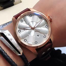 2019 relógio de couro caixas de presente Relógio de luxo mens relógios marrom genuíno cinta pulseira de couro Relógio automático preto relógios mecânico automático de pulso com dom caixa R210 relógio de couro caixas de presente barato