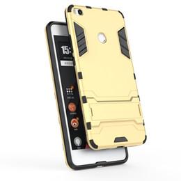 Casos mi nota online-Nuevo para XiaoMi Mix 2s 3 Mi 8se 9 carcasa de teléfono con armadura de soporte dos en uno Nota 2 3 Fundas antisísmicas MI Max 2 3 fundas