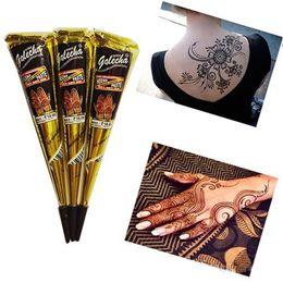 припой Скидка Временная татуировка паста высокого качества 25G татуировки крем для тела сплошной цвет боди-арт натуральный Inaian