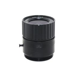 lunga distanza dalla fotocamera Sconti 8 millimetri CS Lens CCTV HD 43 gradi 3MP Camera Lens IR HD di sicurezza per HD IP AHD HDCVI SDI Cameras