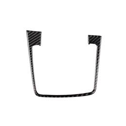 Design de mode voiture styling en fibre de carbone autocollant de cadre de panneau de changement de vitesse pour Volkswagen VW Golf 7 GTI R GTE MK7 2013-2017 accessoires ? partir de fabricateur