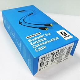 Bluetooth se онлайн-2019 Новый SE Bluetooth 5.0 Наушники Кабель связи Беспроводные наушники кабель высокого разрешения для Bluetooth Наушники Free Ship