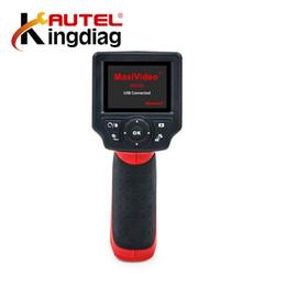 Canada Vidéoscope numérique Autel Maxivideo MV208 original avec caméra d'inspection de tête d'imageur de diamètre de 8,5 mm / 5,5 mm DHL livraison gratuite Offre