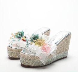 2019 sandali in pizzo perline  sconti sandali in pizzo perline