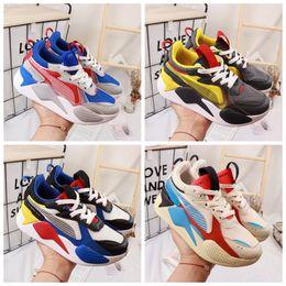 61777bed61 Puma Nouveau Big Kids RX-S Jouets Chaussures De Course Enfants Garçon  Filles Baskets occasionnels designer de luxe Sneakers Sports En Plein Air  Toddler ...
