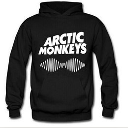 Argentina Arctic Monkeys Hoodies Hombre Hoodie Hombre Sudadera Para Hombres Mujeres Sound Wave Indie Rock and Roll Band Marca de Ropa Streetwear Suministro