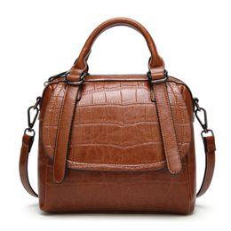 Shoulder Bags Luggage & Bags Vmohuo Luxury Handbags Women Bags Designer Handbags Plaid Design Pu Leather Bag Famous Brand Retro Shoulder Bag Chain Sac A Main Modern And Elegant In Fashion