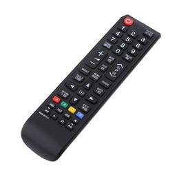 Télécommande universelle pour la télévision en Ligne-RT nouvelle télécommande de remplacement pour Samsung HDTV LED Smart TV universel 30 accessoires de télévision DHL