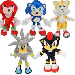 deadpool de pelúcia Desconto Novo 23 cm Sonic the hedgehog Filmes TV Game Boneca de pelúcia bonecas de pelúcia macia Animal Toys presente de natal