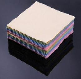Чистящая салфетка из микрофибры Квадратное полотенце для рук или ЖК-экран Планшетный компьютер Портативный компьютер Очки Объектив Очки Салфетки Чистые салфетки Чжао от