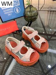Duping520 Fashion Handmade Platform Casual Shoes Walking Sandali da tennis Pantofole Mules Slides Thongs supplier fashion tennis shoes da scarpe da tennis di moda fornitori