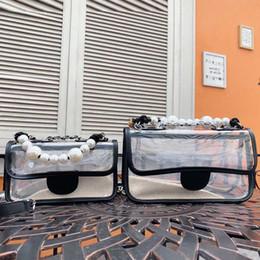 Sac de perles en Ligne-Sac à bandoulière quicksand de marque française coutures de luxe couture Messenger sac sacs à main