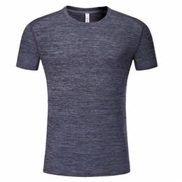 2020 одежда для бадминтона для мужчин Мужчины теннис одежда мужчины Run бег Открытый спорт тренировки бадминтон быстрой сухой т рубашки с коротким рукавом поло Настольный теннис одежды-32 дешево одежда для бадминтона для мужчин
