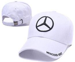 Vente chaude Mercedes Benz casquette gorras Snapback Chapeau Champion Racing Sports AMG Automobile Trucker Hommes Femmes Réglable Casquette De Golf Sun Hat 08 ? partir de fabricateur