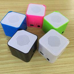 Cubo de jogador on-line-Cube mp3 malloom usb digital usb mp3 musica suporte 32 gb micro sd tf cartão sase ultra fino fino media player música