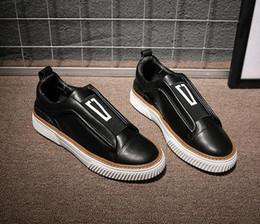 zapatos coreanos del partido del estilo Rebajas Diseñador estilo surcoreano de lujo de los hombres de los holgazanes ocasionales ClassicTassel Party Leather Shoes Plus Size 38-44 Men Flats Driving Shoes g4.103