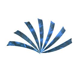 2019 penas de peru flechas Forma de escudo real Seta Pena Asas Direitas Para A Fibra De Vidro De Madeira Eixo Seta Tiro Com Arco Seta Fletchingl Caça Tiro Peru Pena penas de peru flechas barato