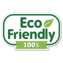 2019 calcomanías comerciales Para el medio ambiente Pegatinas para el medio ambiente ecológico Calcomanía Escaparate Comercio Interesante Parachoques Accesorios de vinilo rebajas calcomanías comerciales