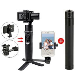 Gopro kardanischen online-Hohem Isteady Pro / pro 2 Handheld Gimbal Stabilizer Zeitraffer Tracking für Gopro Hero 7/6/5 Osmo Action Sjcam Kamera T190629