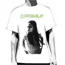 corti di dinosauro verde Sconti Dinosaur Jr - Green Mind - Maglietta da donna unisex per uomo t-shirt manica corta da uomo