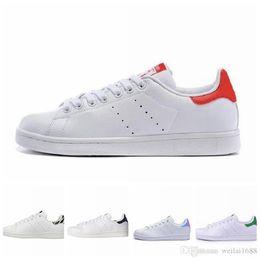 Top qualité mode Smith stan chaussures marque mens femmes casual en cuir sport baskets mode luxe hommes femmes designer sandales chaussures ? partir de fabricateur