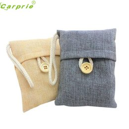 Auto holzkohle tasche online-CARPRIE 1Pcs Tasche Auto Bambuskohle Aktivkohle Lufterfrischer Sauber Geruch Carro Deodorant Bambuskohle Bag # O15