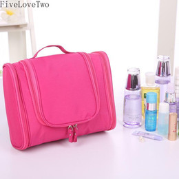 hanging waterproof cosmetic bags Coupons - FiveLoveTwo Waterproof Travel Toiletry Bag Hanging Cosmetic Packing Organizer Pouch Makeup Case