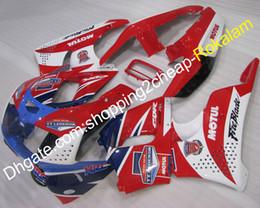Carrosserie cbr 893 en Ligne-CBR 893 94 95 CBR900 RR Carénage de moto pour Honda CBR900RR 893 1994 1995 CBR893 Multicolore Ensemble complet Carénages