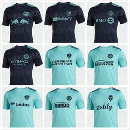 Argentina MLS 2019 Parley SOCCER JERSEY LAFC atlanta united New York city Los Angeles Philadelphia union Seattle Sounders toronto camisetas de fútbol Suministro