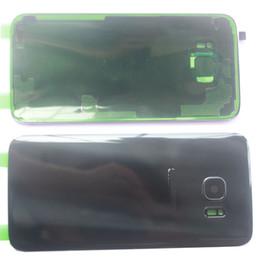 оригинальная задняя крышка батарейного отсека для Samsung Galaxy S7 Edge SM G935FD g935fd от