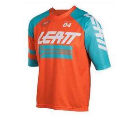 2019 off road racing t shirts Moto GP Team Racing Fashion Jersey informal para la camiseta de Leatt que monta la ropa del Off-Road off road racing t shirts baratos