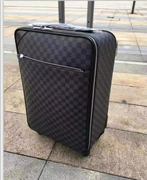 777777771 2020 YENİ Klasik Yüksek Kalite 20 İnç Kadınlar Dayanıklı Rolling Bagaj Spinner Marka Erkekler Business Travel Bavul 6666686 nereden kabartmalı poşetler tedarikçiler