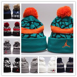 2019 Fashion Designer brand Pure Cotton Knitted hip hop beanies Embroidered  men women Winter hats Casual Head Warmer outdoor caps wholesale 2734be1207e6