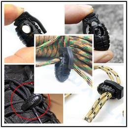 2019 juntas de ferro Mini granada cadarço primavera aperto fivela calçado botas de montanha ao ar livre antiderrapante fivela cadarço clipe ornamento