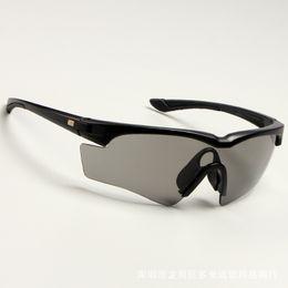 5.11 Eagle Goggles Cs Тактическая стрельба Пуленепробиваемые очки Поклонники армии 511 Очки 52308 Eagle от Поставщики увеличительная линза