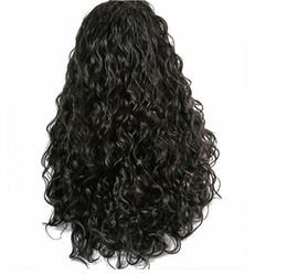 Brasilianisches Haar Für Schwarze Frauen Menschliche Spitzenfront Mit Baby Mit Schwarzen Lockigen Wellen Brasilianische Remy Synthetische Schwarze Frauen Teil Spitze Bob Natur von Fabrikanten